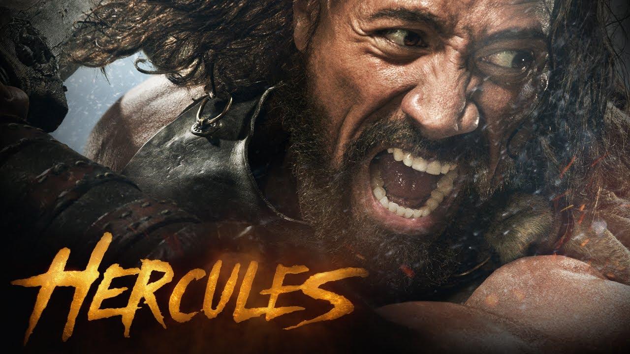 "Primer tráiler de ""Hercules"" (VO)"